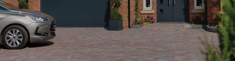 Driveway Block Paving - Great Selection of Natural & Concrete Setts, Blocks & Cobbles