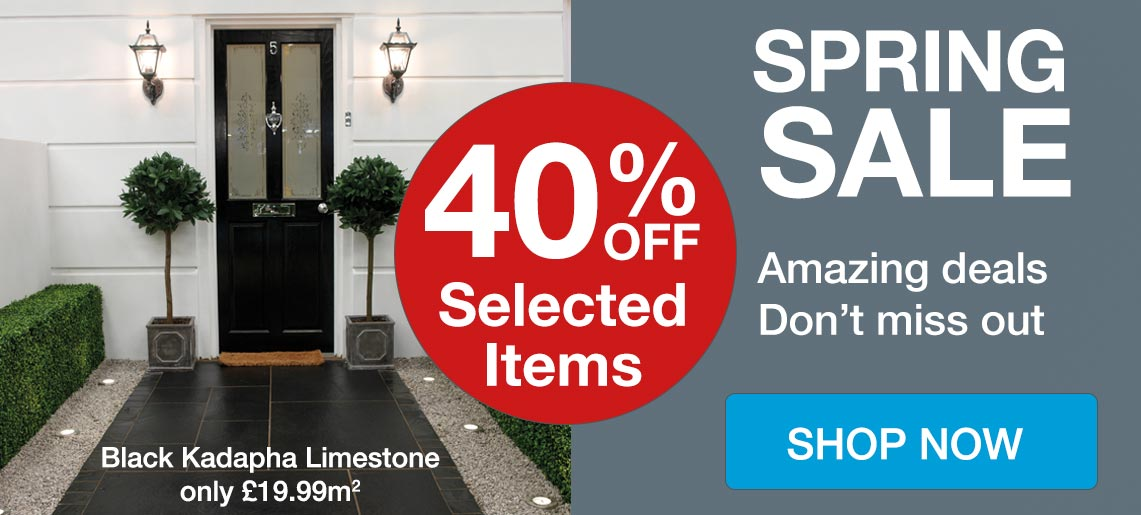 Srping Sale - Save Up to 40% Off