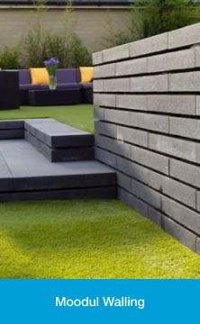 Moodul Modular Garden Walling