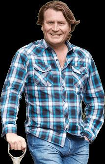 David Domoney - Pavestone Brand Ambassador